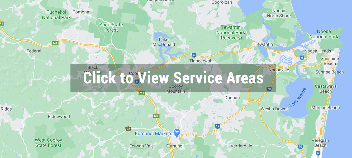 Areas the Cooroy Pest Control Services