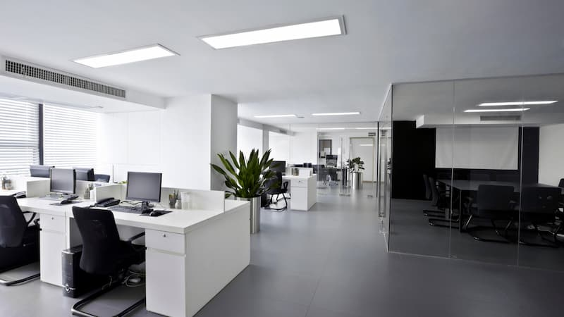 Commercial Office and Retail