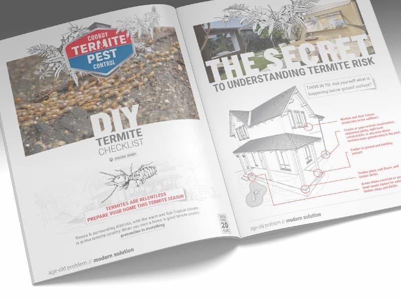 DIY Termite Checklist